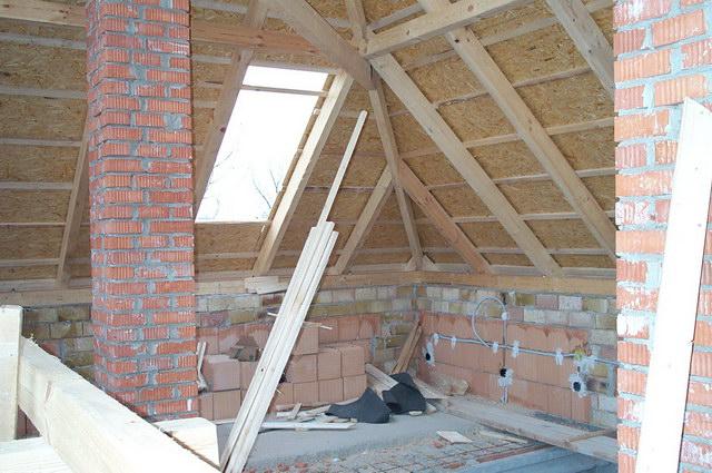 Tetőtér beépítés házilag